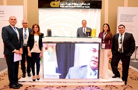 AAIB participation in Interarab Cambist Association (ICA) 2015