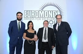 AAIB named the Middle East's Best Bank for Corporate Social Responsibility by Euromoney